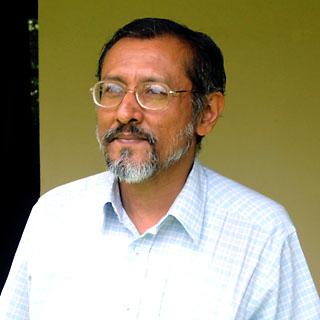 Prof. Probal DASGUPTA, la Prezidanto de UEA