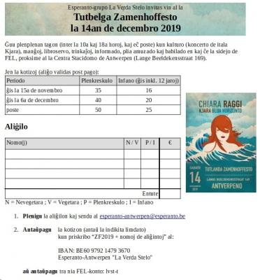 Zamfesto 2019